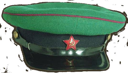zelenaya furajka